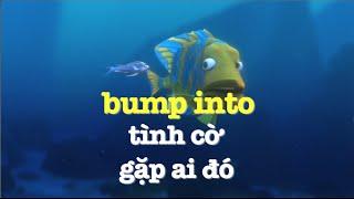 Học tiếng Anh qua phim ảnh: Bump Into - phim Finding Nemo