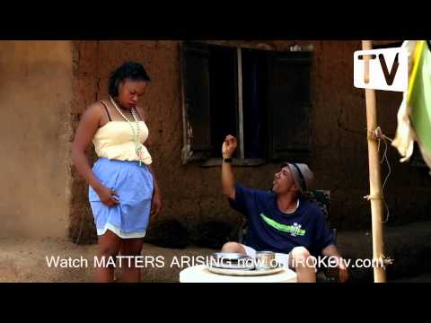 Ruth Kadiri Can't Do Anything Right Before Majid Michel In  Matters Arising