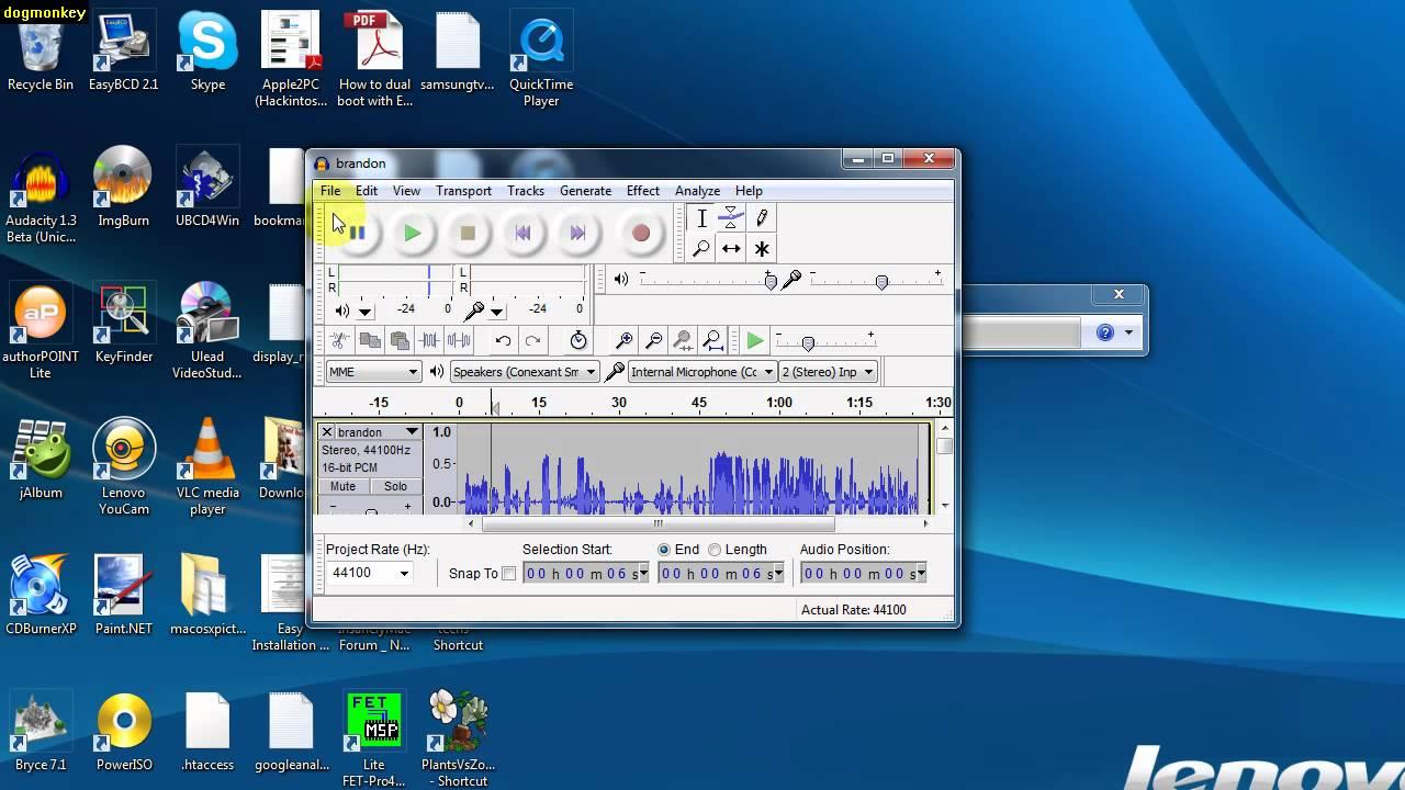 Aup File