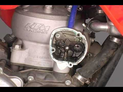 Ktm Two Stroke Power Valve