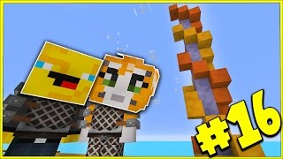 Minecraft - TIME TRAVELLERS! - NEW VISITORS! #16 W/Stampy & Ash!