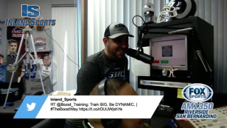 LIVE! The Inland_Sports Show Fox Sports Inland Empire 1350AM (6-18-18)