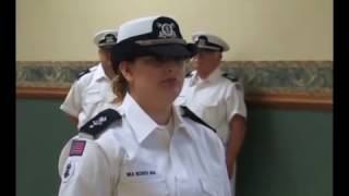 Sea Scout Landship Ceremony Opening