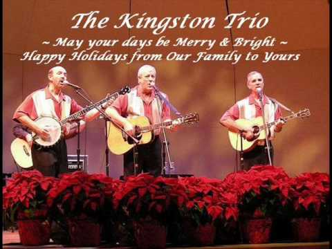 Kingston Trio - We Wish You A Merry Christmas