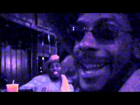 Slum Village Tour Bus Freestyle Session w/ T3, Baatin & Spontaneous- Goodvibe Tour 2000