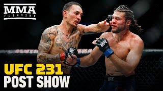 UFC 231 Post-Fight Show - MMA Fighting