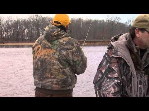 Winter Crappie Fishing