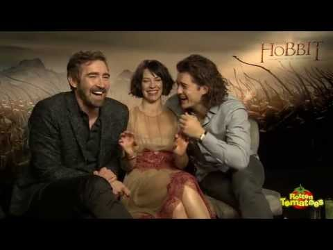 Hobbit: Battle of Five Armies Orlando Bloom Is a Terrible Wingman