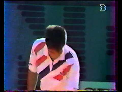 チャン vs マッケンロー - ローランギャロス 1988 - 01/08
