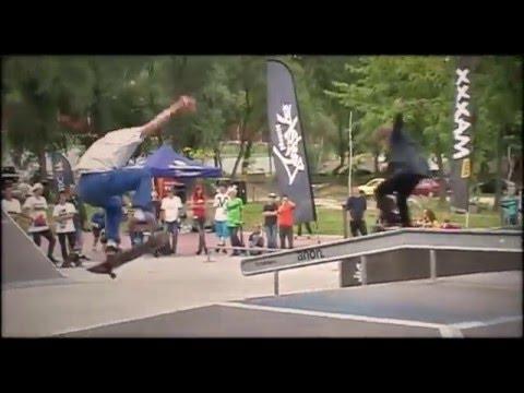 Myślenice Skate City Cup 2011