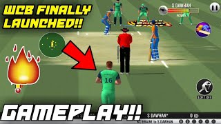 🔥WCB Finally Launched | World Cricket Battle Gameplay+Download Link !!