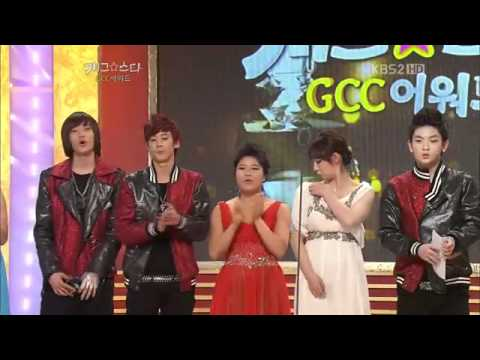 120311 Teen Top @ Gag Star GCC Awards