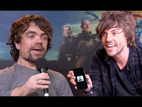 Peter Dinklage talks Jennifer Lawrence