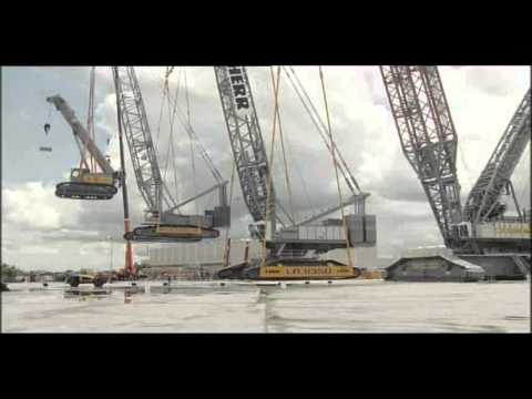 Liebherr Crane Mobile - Customer Days 2012 - large.wmv