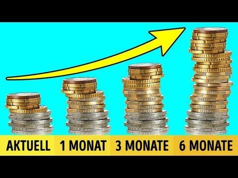 wie komme ich schnell an viel geld
