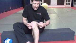"The (Knee Pain) Guru on (""How To Treatment For IT Band Knee Pain"") - Part 2"