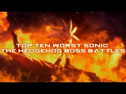 Top Ten Worst Sonic The Hedgehog Boss Battles video