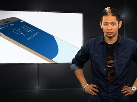 Apple Byte - Is Apple planning bezel-free iPhone 6?