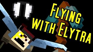 Minecraft NEW FLYING WINGS, Boats with Oars & More (1.9 Update)