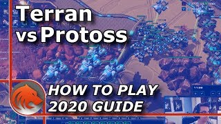 How to Play Terran vs Protoss in 2020 (Bio Terran Guide by Beastyqt)