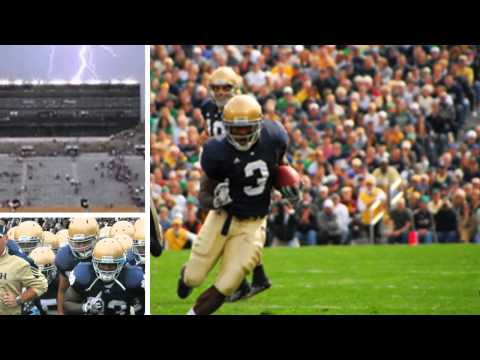 Here Come The Irish Of Notre Dame video