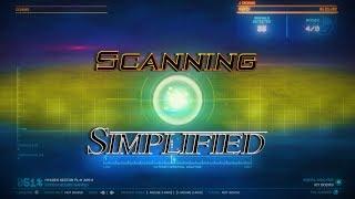 Simplifying the FSS Scanner - Elite Dangerous