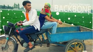 BACKBONE 2 FUNNY VIDEO HARDY SANDHU JAANI B PRAAK NEW PUNJABI FUNNY VIDEO 2017 MMP