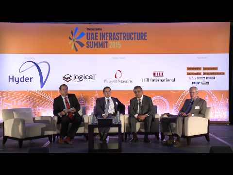 Construction Week Public Infrastructure UAE Conference 2015