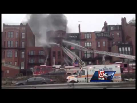 Malden welding company cited in fatal Back Bay fire