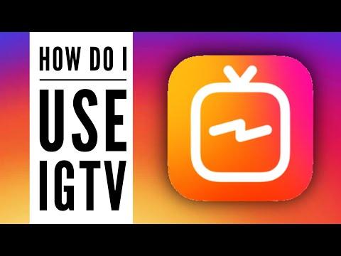 IGTV (Instagram TV) Step-by-Step Walk-through SUPER EASY