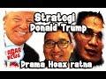 Terbongkar! Prabowo Mainkan Trik Donald Trump Lewat Sandi Wajah Bengap Sarumpaet