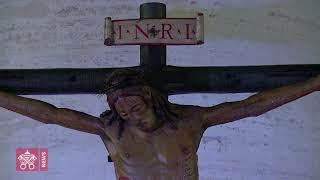 27/03/2020 In un minuto la preghiera del Papa per il mondo colpito dal COVID-19