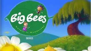 BIG BEES ALL 40 RHYMES by RELIANCE ANIMATION in HD