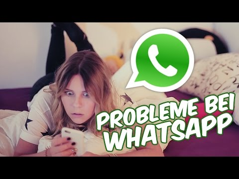 PROBLEME bei WhatsApp - mit Julien Bam | Dagi Bee