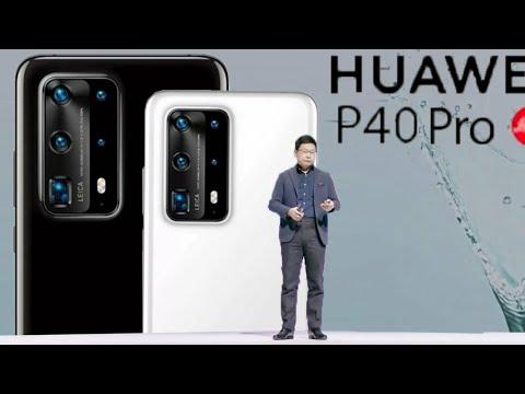 Huawei P40 Pro  DiseГo final CONFIRMADO y fecha de presentaciГn