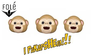 Capital T - I Pakapshem (Animoji Video)
