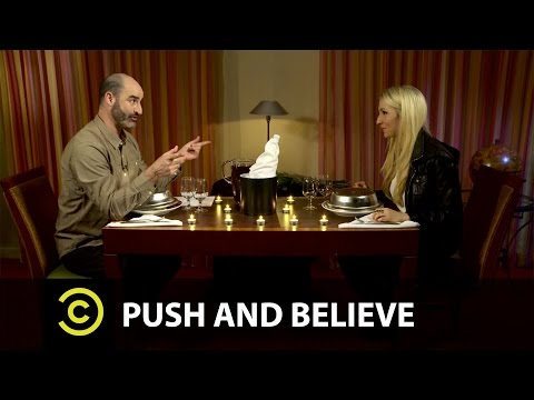Push And Believe: Nikki Glaser and Brody Stevens (from Comedy Central and CC: Studios)