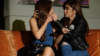 BFF Bes Moments of LoiRis Loisa Andalio and Maris Racal sa 4 of a Kind Concert Presscon