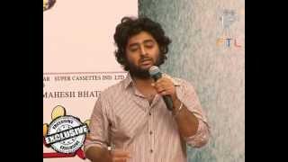 Tum Hi Ho - Live by Arijit Singh - FTL Exclusive