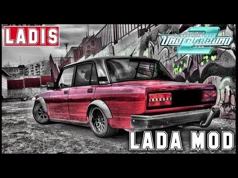 NFS Underground 2 - LADA mod [HD]