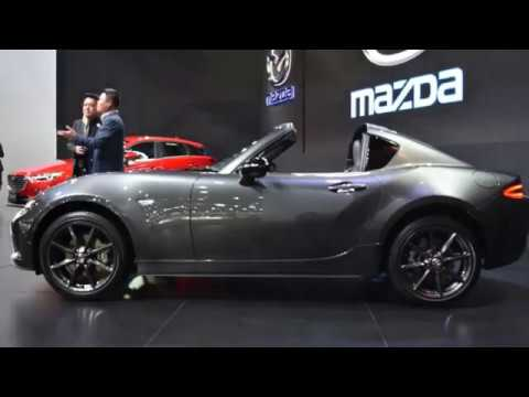 Features  2018 MX5 RF  Mazda Canada