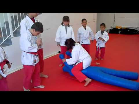 JUDOKICKBOX - Miami Team - grappling dummy workouts for kids Image 1