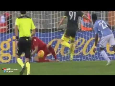 Andrea Bertolacci 0-1  Lazio - AC Milan 01.11.2015
