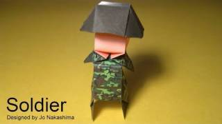 Origami Soldier (jo Nakashima)