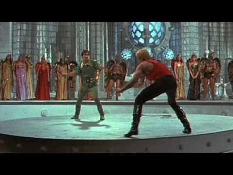 Flash Gordon Movie 1980