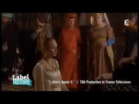 Label Histoire n°11 Le décolleté d'Agnès Sorel est-il vraiment un pousse au crime ?