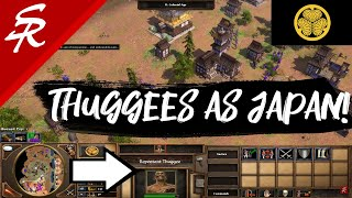 Do Thuggees Beat Abus Guns?! | Strategy School | Age of Empires III