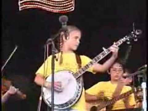 KIDS ON BLUEGRASS FDF 2007