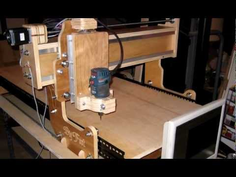 DIY CNC Router Build
