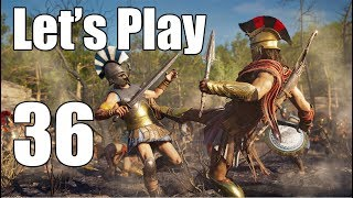 Assassin's Creed Odyssey - Let's Play Part 36: To Find a Girl
